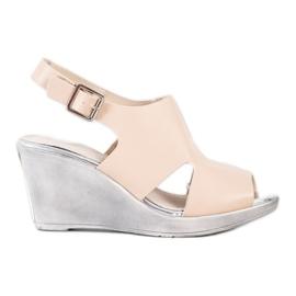 SHELOVET Sandals at Koturna beige