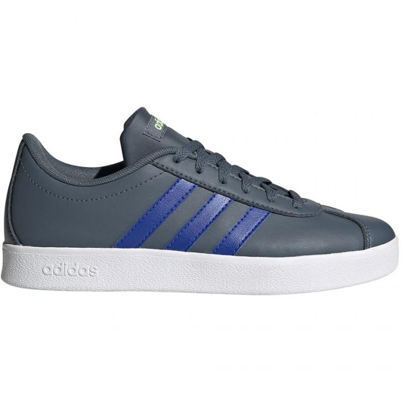 Adidas Vl Court 2.0 Jr FW3934 shoes blue grey