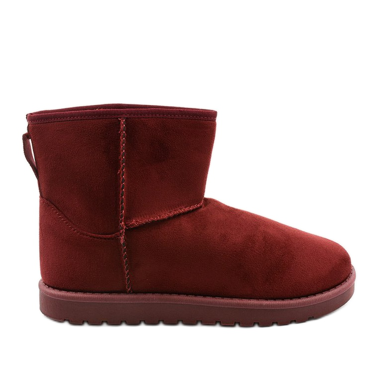 Red Loraven emu insulated boots