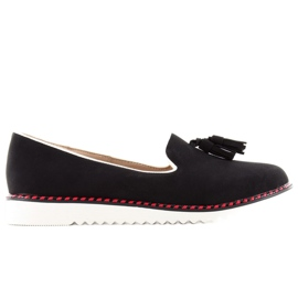 Moccasins lordsy with 9014 Black trimming 1