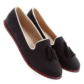 Moccasins lordsy with 9014 Black trimming 3