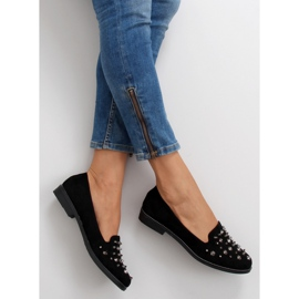 Loafers lordsy with studs mb188-111 Black 3