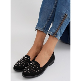Loafers lordsy with studs mb188-111 Black 2