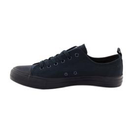 American Club Blue American sneakers. Blue sneakers navy 2