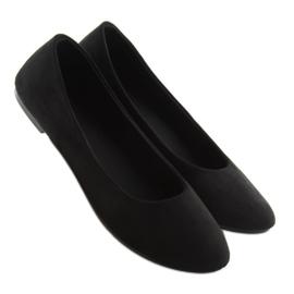 Ballerinas Womens Soft Black 1