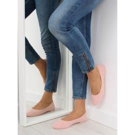Women's ballerinas soft pink pink 4