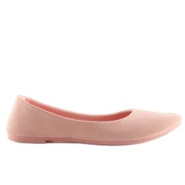 Women's ballerinas soft pink pink 6