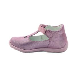 Ren But Ren shoes 1467 heather ballerinas pink 2