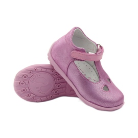 Ren But Ren shoes 1467 heather ballerinas pink 3