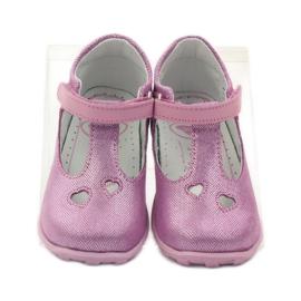 Ren But Ren shoes 1467 heather ballerinas pink 4