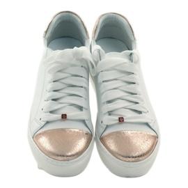 Women's sports shoes Badura white copper 4