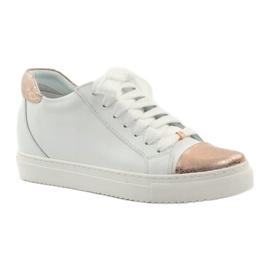 Women's sports shoes Badura white copper 3