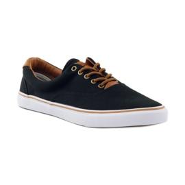 American Club Black sneakers, 18-65 brown 1