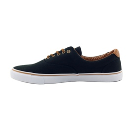 American Club Black sneakers, 18-65 brown 2