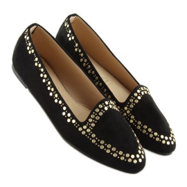Loafers lordsy black 1389 Black 2