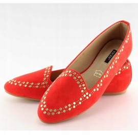 Loafers lordsy red 1389 Red 5
