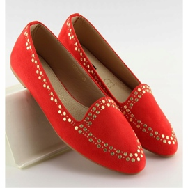 Loafers lordsy red 1389 Red 2