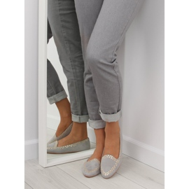 Loafers lordsy gray 1389 Gray grey 1
