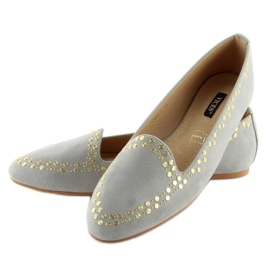 Loafers lordsy gray 1389 Gray grey 6