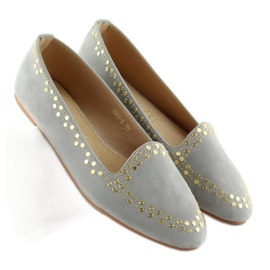 Loafers lordsy gray 1389 Gray grey 3