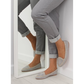 Loafers lordsy gray 1389 Gray grey 4