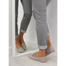 Loafers lordsy gray 1389 Gray grey 5