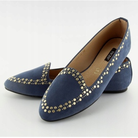 Loafers lords navy 1389 Navy 5
