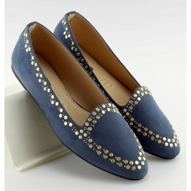 Loafers lords navy 1389 Navy 2