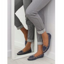 Loafers lords navy 1389 Navy 3