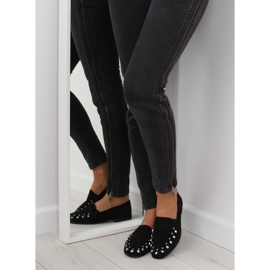 Loafers lordsy with studs black 1415 Black 3