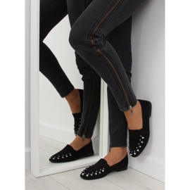 Loafers lordsy with studs black 1415 Black 6