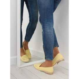 Loafers yellow 1174 Yellow 4