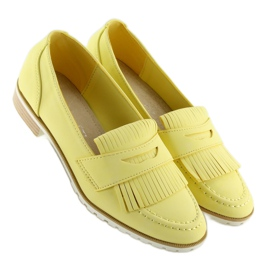 Loafers yellow 1174 Yellow 1