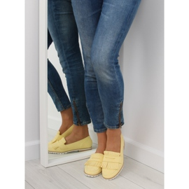 Loafers yellow 1174 Yellow 3