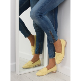 Loafers yellow 1174 Yellow 5