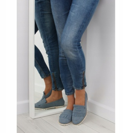 Loafers for women blue 1174 Navy 3
