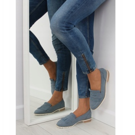 Loafers for women blue 1174 Navy 5