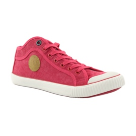 Big Star Men's sneakers Red Star 174017 1