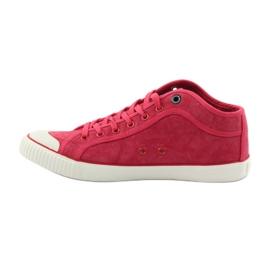 Big Star Men's sneakers Red Star 174017 2