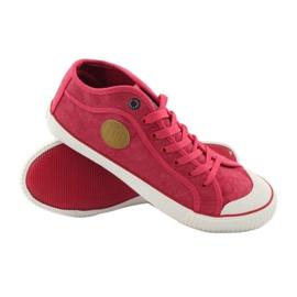 Big Star Men's sneakers Red Star 174017 3