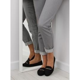 Women's loafers black 9988-121 black 6