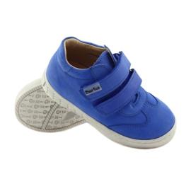 Boys' shoes for Velcro Bartuś blue 3