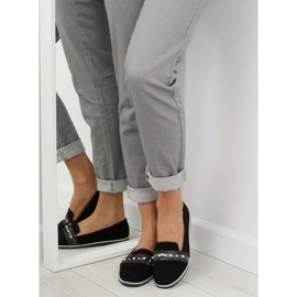 Loafers lordsy black JN-181 Black 6