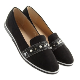 Loafers lordsy black JN-181 Black 3