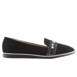 Loafers lordsy black JN-181 Black 2