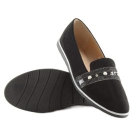 Loafers lordsy black JN-181 Black 4