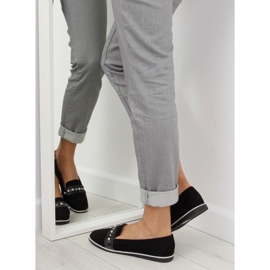 Loafers lordsy black JN-181 Black 5