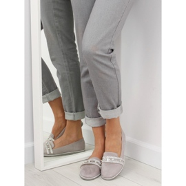Loafers lordsy gray JN-181 gray grey 1