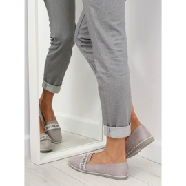 Loafers lordsy gray JN-181 gray grey 6