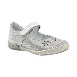 Ballerinas girls' shoes Ren But 3285 grey 1